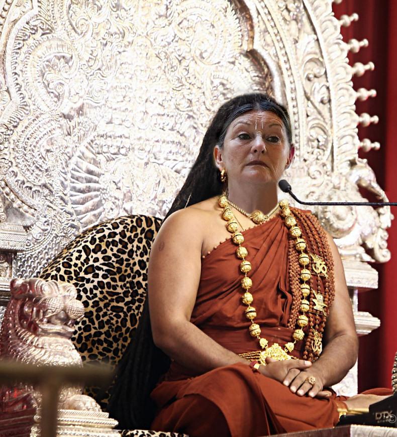 Female Diksa Guru in ISKCON