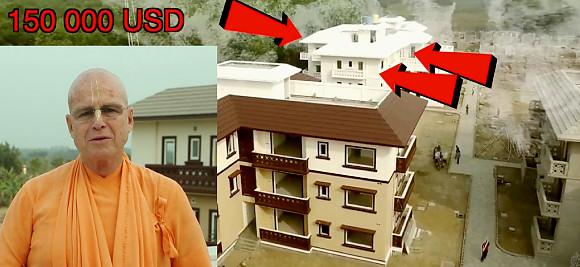Rasamrita Kunj Apartment Scam in Mayapur, India