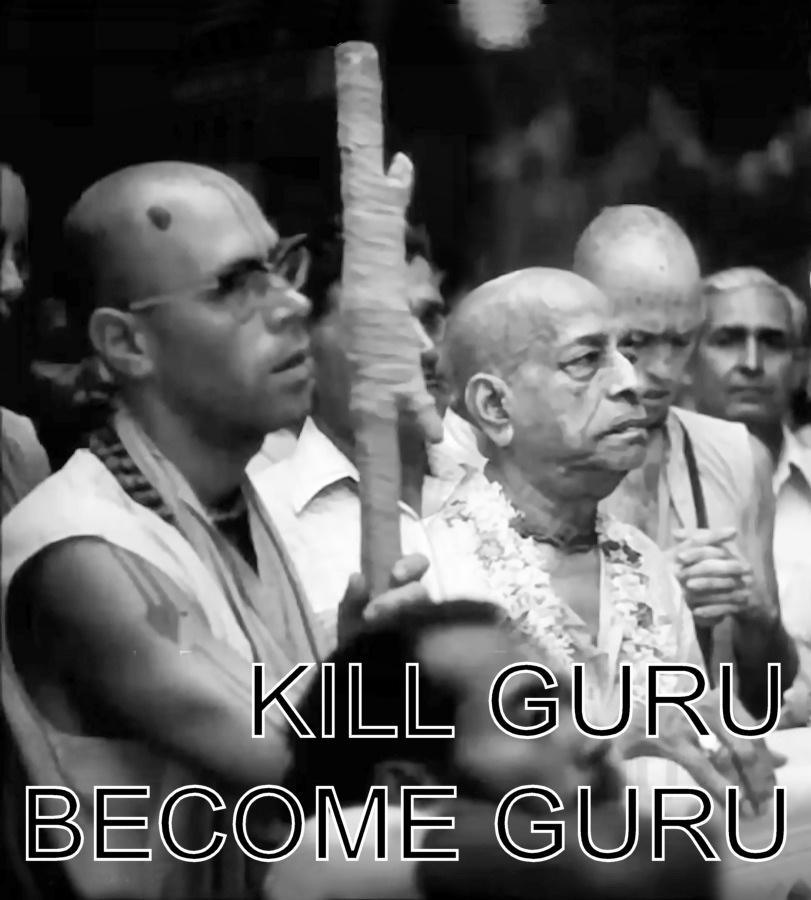 Tamal Krishna - Guru poisoner