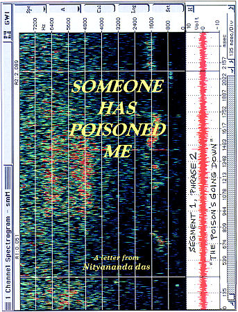 Someone Has Poisoned Me - Part 1