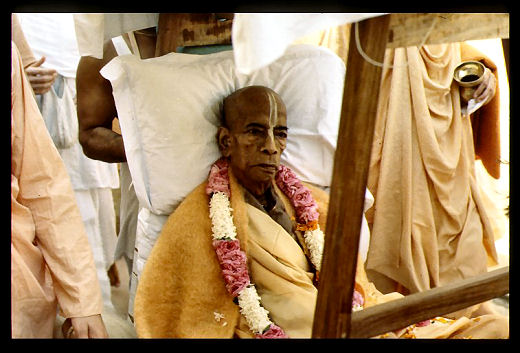 Srila Prabhupada's Poisoning by Arsenic