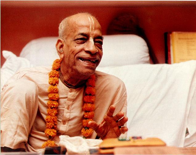 BHAKTIVEDANTA Srila Prabhupada